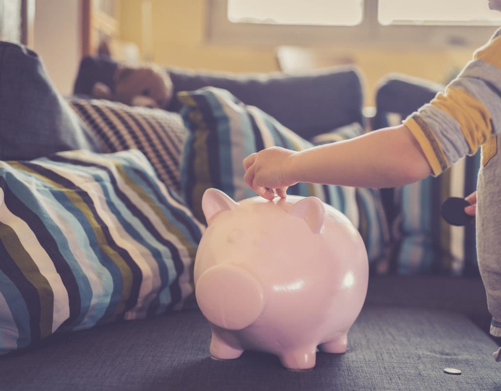 Lapselle rahastosäästäminen
